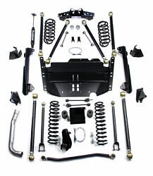 For Jeep Tj 4 Inch Pro Lcg Long Flexarm Suspension System W/out Shocks 97-06 Wra