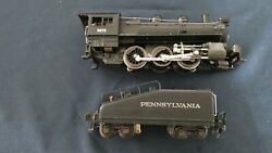 Lionel 227 With 2227b Tender With Bell E+ To Ln Beautiful With Bold Lettering