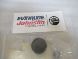 C79 Genuine Omc Evinrude Johnson 309698 Rubber Mount oem New Factory Boat Parts