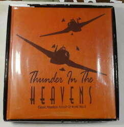 Thunder In The Heavens, World War 2 Historic Aircraft, With Ace Signatures