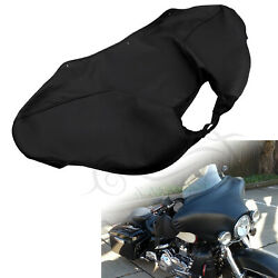 Batwing Outer Fairing Cover For Harley Tri Glide 09-13 Flhtcutg Street Glide