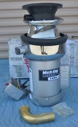 Waste King 1500-1 Commercial Food Disposer 1.5 Hp 115/230 Garbage Disposal