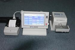 Mtg-9900a Multifunction Timegrapher Mechanical Watch Timing Machine With Printer