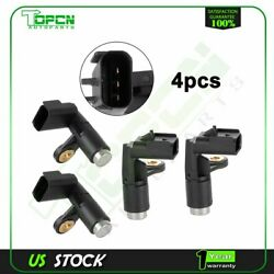 4pcs Cps Crankshaft Position Sensor New For Dodge 300 Town And Country Ram Truck