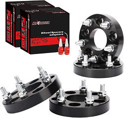 Richeer 5x4.5 Wheel Spacers Compatible With Tj Xj Mj Yj Kj Kk Zj 4pcs 2 Inch And