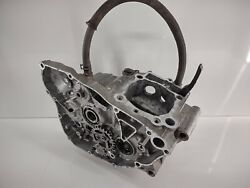 2009 09 Kawasaki Kx250f Kx 250f Crank Case Bottom End Engine