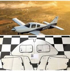 Sunshield For Aircraft - Cessna 400 Columbia