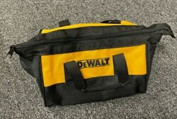 DeWALT Tool Bag Small Contractor Soft Storage Case Tote 20V 12V Drill N261499 $14.00