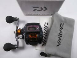Accessory Daiwa Icv 150h-l Left Light Game Gamex Globe Ride For Ships Hand-wound