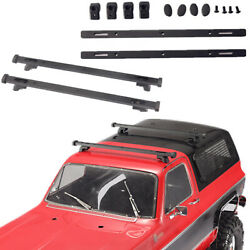 Car Roof Fixed Rail Guide For Traxxas Trx-4 Benz G500 Bronco Axial Rc Crawler