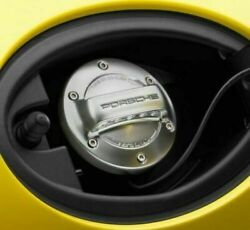 Gas Fuel Tank Cap Fits For Porsche Boxster Cayman Cayenne Macan Panamera 2010+