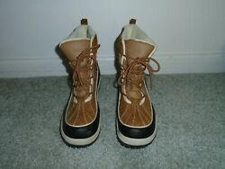 Totes Winter Weather Boots Women#x27;s Size 10 $12.99
