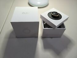 Gold Oura Ring Gold Size Us 7 Heritage W/box And Charger New