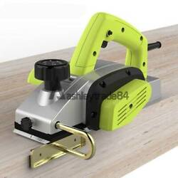 220v 1000w Powerful Electric Hand Held Wood Planer Woodworking Power Tools