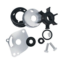 Water Pump Impeller Kit For Yamaha 2hp 2 Stroke1988-2009 Replace Replacement .