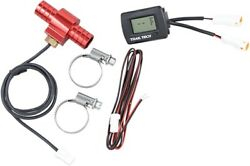 Trail Tech Panel Mount Temperature Meter With Water Hose Sensor 16.00mm