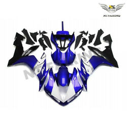 Ms Blue Injection Molding Abs Fairing Kit Fit For Yamaha Yzf R1 2004-2006 C071