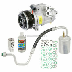 For Ford Taurus Flex Lincoln Mks Mkt And Mercury Sable Ac Compressor And A/c Kit Dac