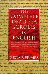 The Complete Dead Sea Scrolls In English Paperback Geza Vermes