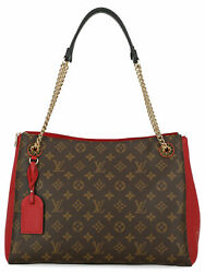 Louis Vuitton Special Price Women  Brown, Red