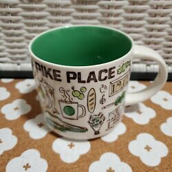 2018 Starbucks Pike Place Been There Series Collection - Coffee Mug 14oz