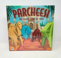 Parcheesi The Classic Game Of India 2001 Milton Bradley Board Game Sealed