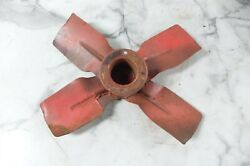 53 Ford Jubilee Naa Tractor Radiator Cooling Coolant Fan