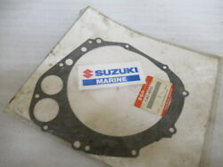 P10a Suzuki 11482-40f00 Clutch Cover Gasket Oem New Factory Motorcycle Parts