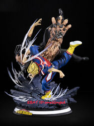 Tsume My Hero Academia All Might Smash Statue Limited Edition Hot In-stock