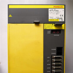 Free Shipping Fanuc Aisp 22 Spindle Amplifier A06b-6141-h022h580