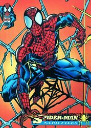 The Amazing Spiderman 1994 Marvel Comics  Individual Trading Cards