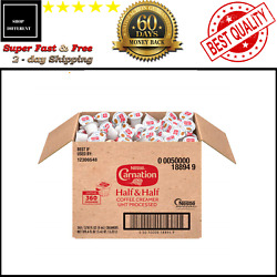 Nestle Carnation Coffee Creamer Half And Half Made With Real Dairy Box Of 360