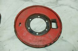 53 Ford Jubilee Naa Tractor Right Brake Drum Hub Dust Cover Plate