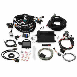 Holley 550-608 Terminator Efi Ls Multi-port Injection System Gm Ls1/ls6 Engines