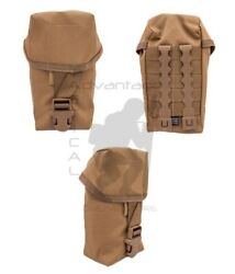 Tactical Tailor Canteen Utility Molle Pouch - Coyote Brown