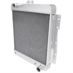 Champion Cooling Systems Cc1661 All-aluminum Radiator 1958 Bel Air/biscayne/impa
