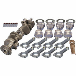 Eagle 12010040 Competition Rotating Assembly - 350 2pc Seal Stroke 3.750 Disp.