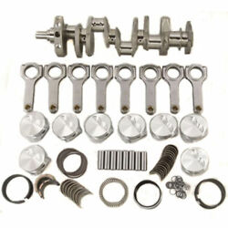 Eagle 12108030 Competition Rotating Assembly - 350 1pc Seal Stroke 3.750 Disp.