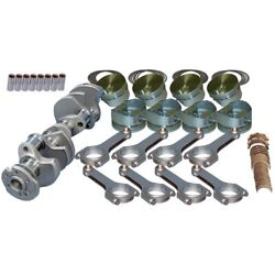 Eagle 11100100 Competition Rotating Assembly Chevy Big Block Stroke 4.0 Disp. @
