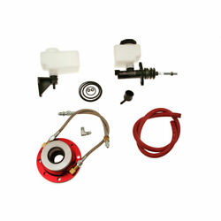 Mcleod 13015 Bolt-on Hydraulic Throwout Bearing With Master Cylinder