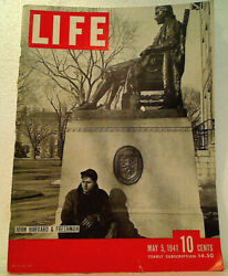 Vintage Life Magazines Original Issues Forties Through Sixties And Early Seventies