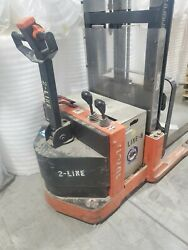 Toyota Electric Walkie Pallet Jack 2 Availabe