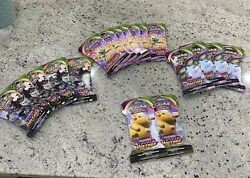 Pokemon Vivid Voltage Booster Pack Lot 18 1/2 Booster Box