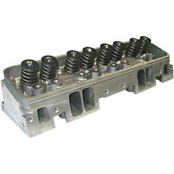 World Products 012250-2 Small Block Chevy Sportsman Ii Cast Iron Cylinder Head