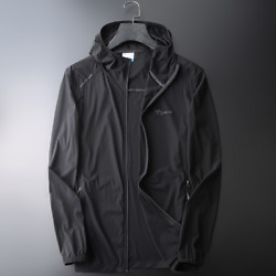 Summer Menand039s Sun Protection Clothing Trend Light And Breathable Jacket