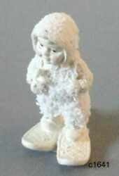 Dept 56 Snowbabies A Special Delivery Pewter Miniature Figurine New In Box