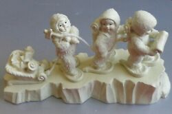 Dept 56 Snowbabies Climb Every Mountain Miniature Pewter Angel 76702 In Box