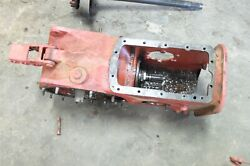53 Ford Jubilee Naa Tractor Rear Differential Transmission Housing Case Casing