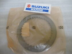P17b Suzuki 21451-35g00 Clutch Driven Plate Oem New Factory Motorcycle Parts