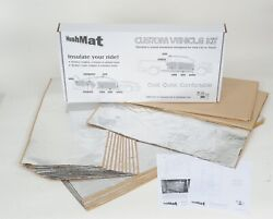 Hushmat 62310 Complete Vehicle Insulation Kit 1964-1969 Buick Special Sold As A